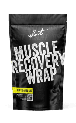 Private Label sport muscle recovery wrap
