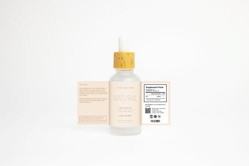 Private Label CBN Tincture