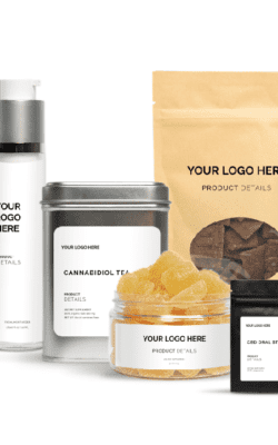 Private Label CBD Products