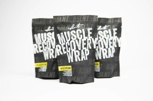 Muscle Recovery Wrap 3